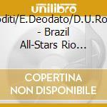 RIO STRUT cd musicale di BRAZIL ALL-STARS