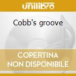 Cobb's groove cd musicale