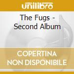 The Fugs - Second Album cd musicale