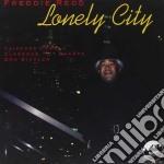 Lonely city cd musicale di Freddie Redd