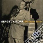 Boston 1950 - chaloff serge cd musicale di Serge Chaloff