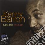 New york attitude - barron kenny cd musicale di Kenny barron trio