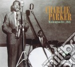 WASHINGTON D.C.1948 cd musicale di CHARLIE PARKER
