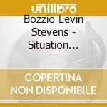 SITUATION DANGEROUS cd musicale di BOZZIO LEVIN STEVENS