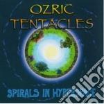 SPIRALS IN HYPERSPACE cd musicale di Tentacles Ozric