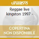 Reggae live kingston 1997 - cd musicale di Vol.2 Electrifyn'sting
