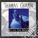 I've got your number - cd musicale di Chapin Thomas