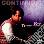 Continuum - drummond ray cd musicale di Drummond Ray