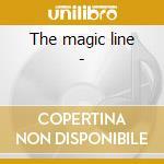 The magic line - cd musicale di Scott colley trio