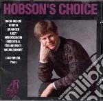 Hobson's choice cd musicale