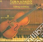 Lifelong ambitions cd musicale di L. feat muh Jenkins