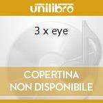 3 x eye cd musicale di R.mitchell and sound