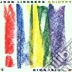 Dimension 5 cd musicale di John lindberg quinte