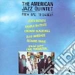American Jazz Quintet - From Bad To Badder cd musicale di American jazz quinte
