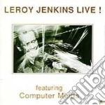 Leroy jenkins live ! cd musicale di Leroy Jenkins