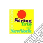 Octagon cd musicale di String trio of new y