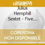 Five ghord stud - hemphill julius cd musicale di The julius hemphill sextet
