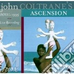 John coltrane ascension - rova saxophone cd musicale di Rova's 1995