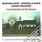 Martha Bass - From The Root To The Sou cd musicale di Bass m. /bass f./p