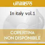 In italy vol.1 cd musicale di Bill Dixon
