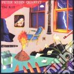 The kill cd musicale di Peter kuhn quartet