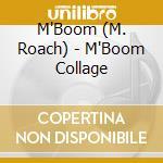 Collage cd musicale di Boom M