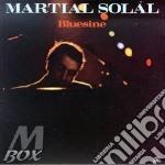 Bluesine - solal martial cd musicale di Martial Solal