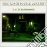 Max Roach Double Quartet - Live At Vielharmonie cd musicale di Max roach double qua