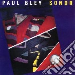 Sonor cd musicale di Paul Bley