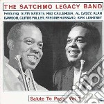 Salute to pops - vol.1 cd musicale di Satchmo legacy b&