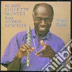 Flute talk cd musicale di Buddy collette quint