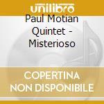 Paul Motian Quintet - Misterioso cd musicale di Paul motian quintet