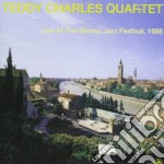 Live at verona jazz fest cd musicale di Teddy charles quarte