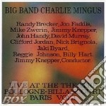 Live at tbb paris vol.1 - mingus big band cd musicale di Big band mingus