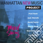 Mood swing cd musicale di Manhattan new music