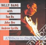 A tribute to stuff smith cd musicale di Billy feat sun Bang
