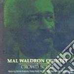 Crowd scene cd musicale di Mal waldron quintet