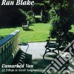 Unmarked van cd musicale di Ran Blake