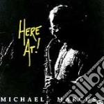 Here at! cd musicale di Michael Marcus