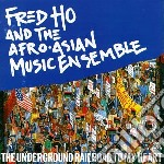 The underground railroad cd musicale di Fred & afro-asia Ho