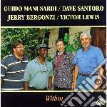 Within cd musicale di Mansuardi/santoro/be