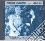 Tiziana ghiglioni sings cd musicale di Tiziana Ghiglioni