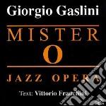 Mister o cd musicale di Giorgio Gaslini