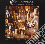 Giotto cd musicale di Sax appeal saxophone