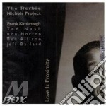 Loce is promixity - cd musicale di The herbie nichols project