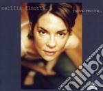 Cecilia Finotti - Nevermore cd musicale di Cecilia Finotti
