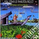 Hommage an klaus kinski cd musicale di Nobu/pembleton Stowe