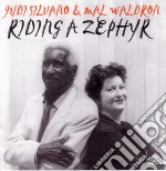 Judi Silvano & Mal Waldron - Riding A Zephir cd musicale di Judi silvano & mal w