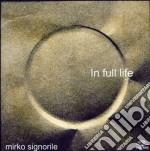 In full life cd musicale di Mirko Signorile
