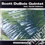 Monsoon cd musicale di Scott dubois quintet